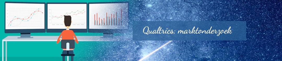 Qualtrics; competitief marktonderzoek met plezier