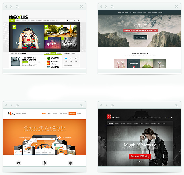 dutch co creation responsive webdesign elegant themes