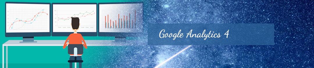 Google Analytics 4 walkthrough